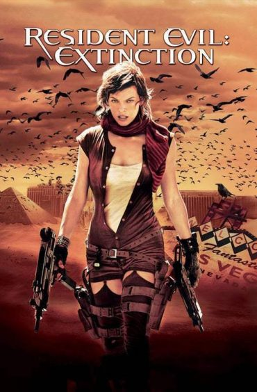 download or watch Resident Evil Extinction full movie online free Openload