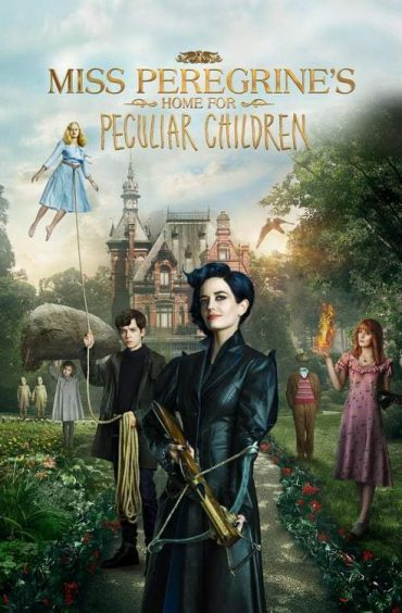 download or watch Miss Peregrine's Home for Peculiar Children full movie online free Openload