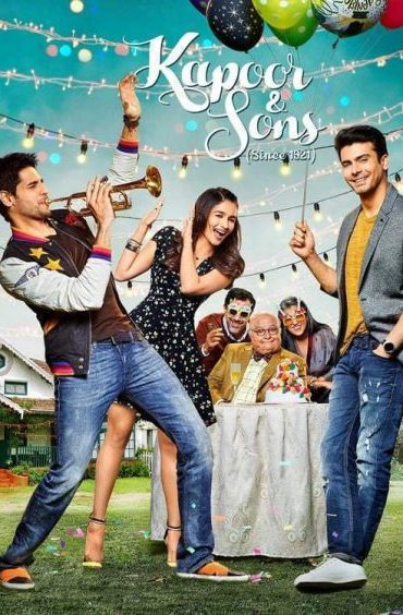 download or watch Kapoor and Sons online free openload