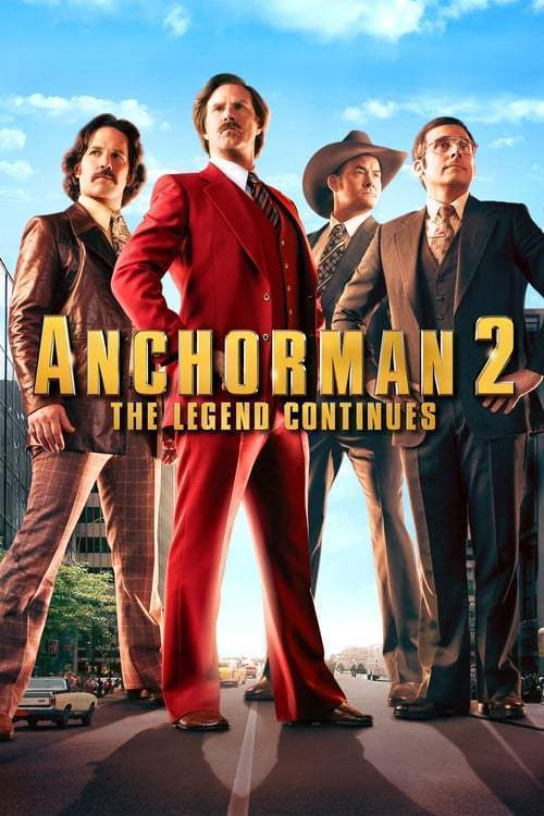 download or watch Anchorman 2 The Legend Continues full movie online free openload
