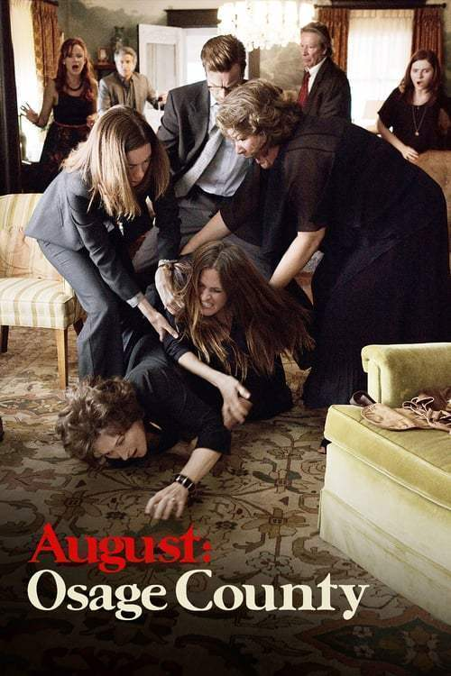 download or watch August Osage County full movie online free openload