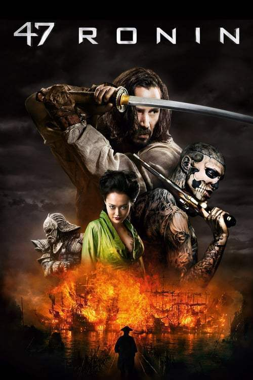 download or watch 47 Ronin full movie online free openload