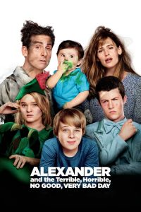 download or watch Alexander and the Terrible, Horrible, No Good, Very Bad Day full movie online free openload