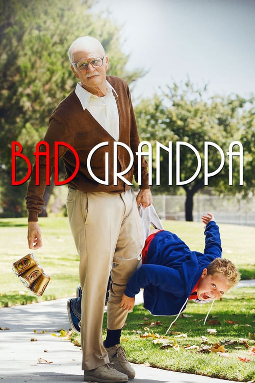 download or watch Jackass Presents: Bad Grandpa full movie online free openload