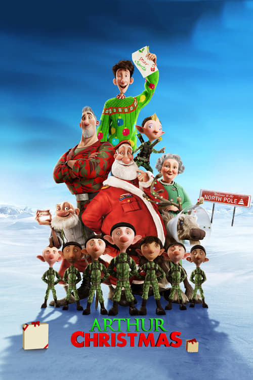 download or watch Arthur Christmas full movie online free openload
