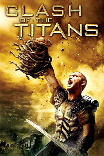 download or watch Clash of the Titans full movie online free openload