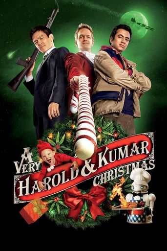 download or watch A Very Harold and Kumar 3D Christmas full movie online free Openload