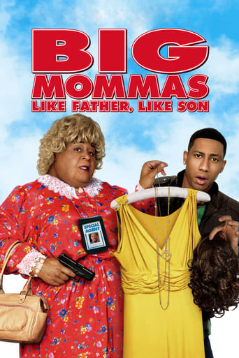 download or watch Big Mommas Like Father Like Son full movie online free Openload