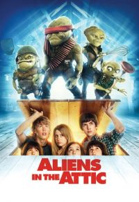 download or watch Aliens in the Attic full movie online free Openload