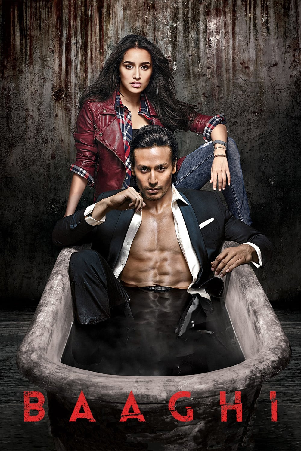 Watch Baaghi Full Movie Download