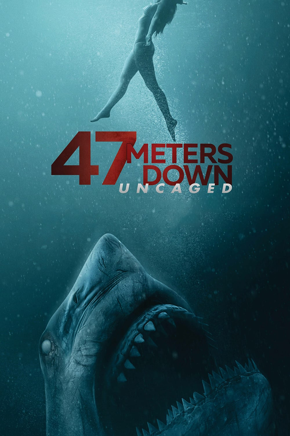 download or watch 47 Meters Down: Uncaged full movie online free Openload