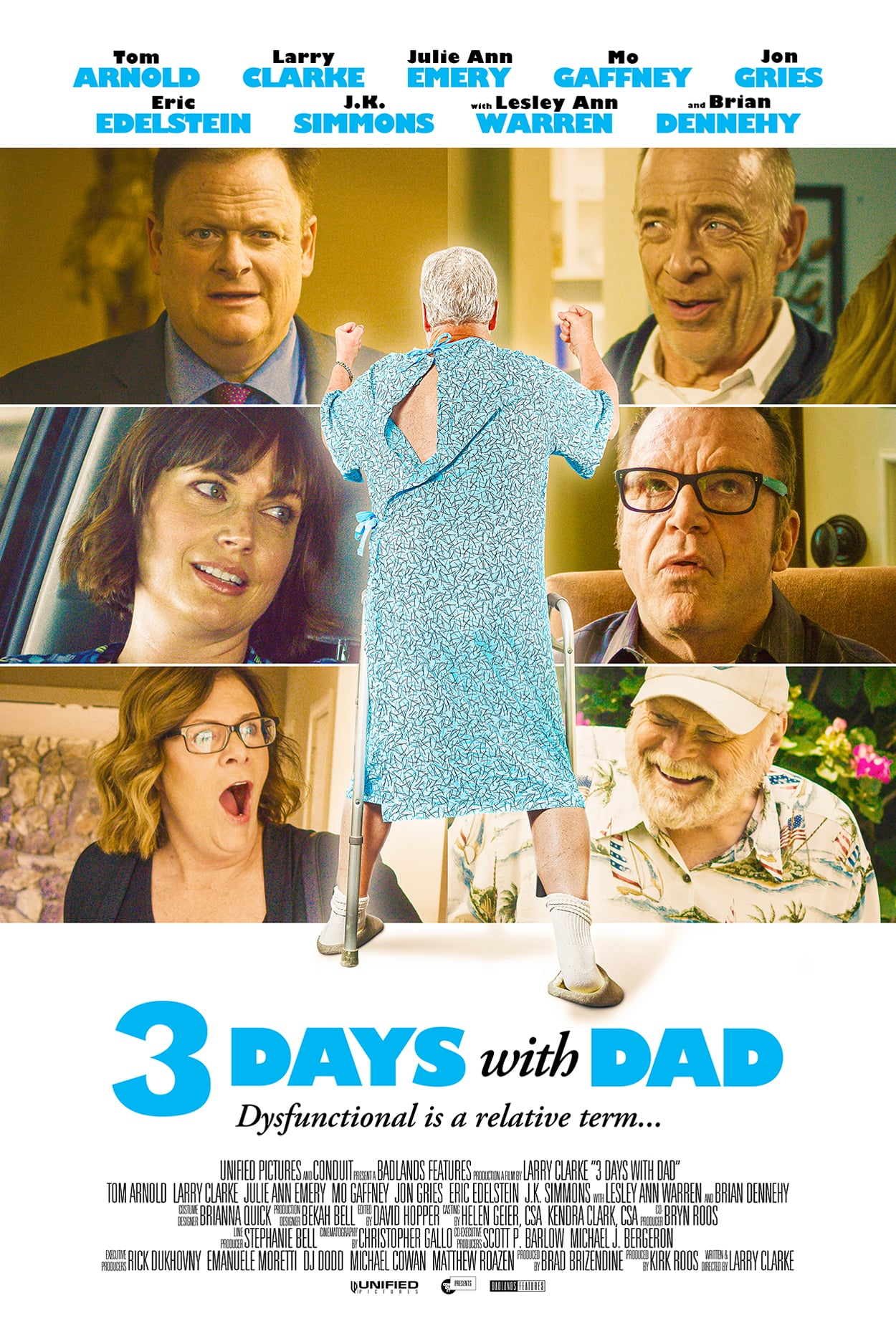 download or watch 3 Days with Dad full movie online free Openload