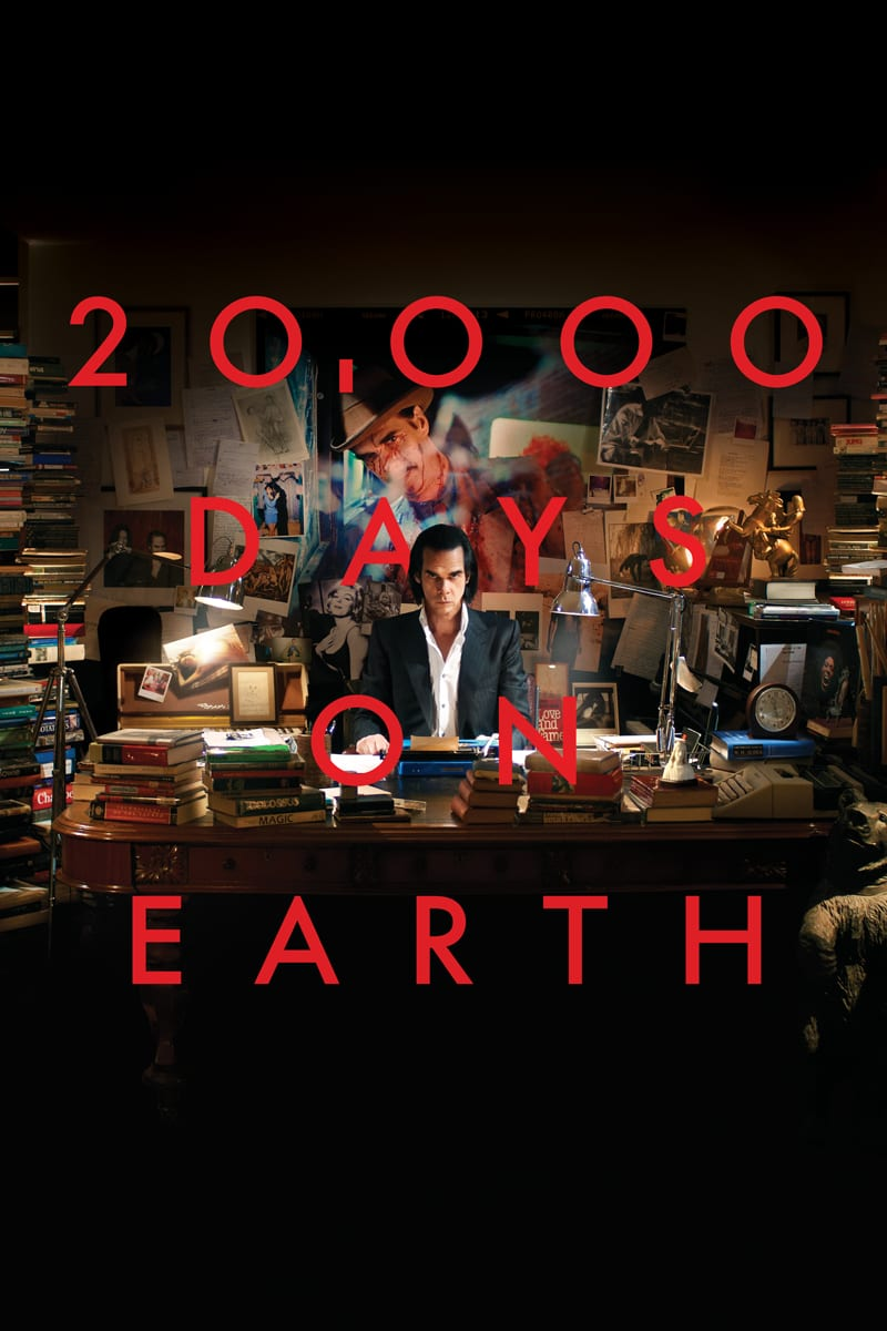 download or watch 20,000 Days on Earth full movie online free Openload