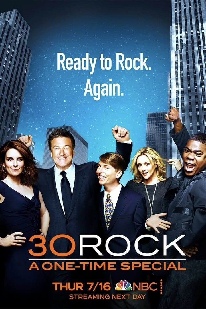 download or watch 30 Rock A OneTime Special full movie online free Openload