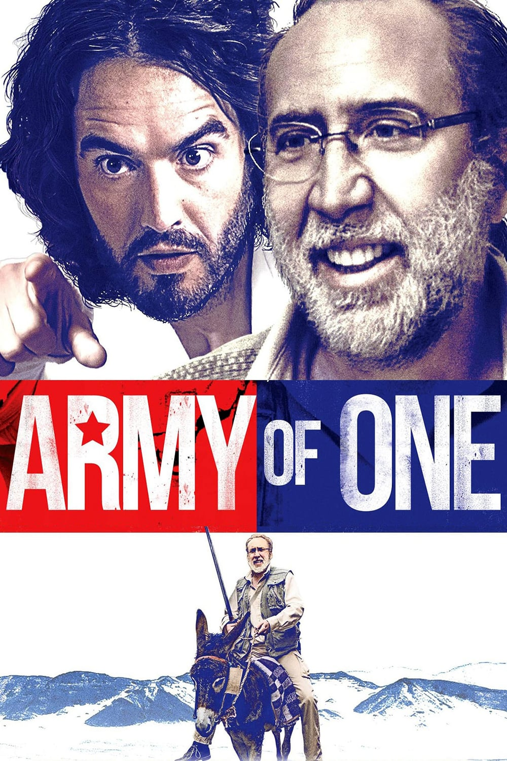 download or watch Army of One full movie online free openload