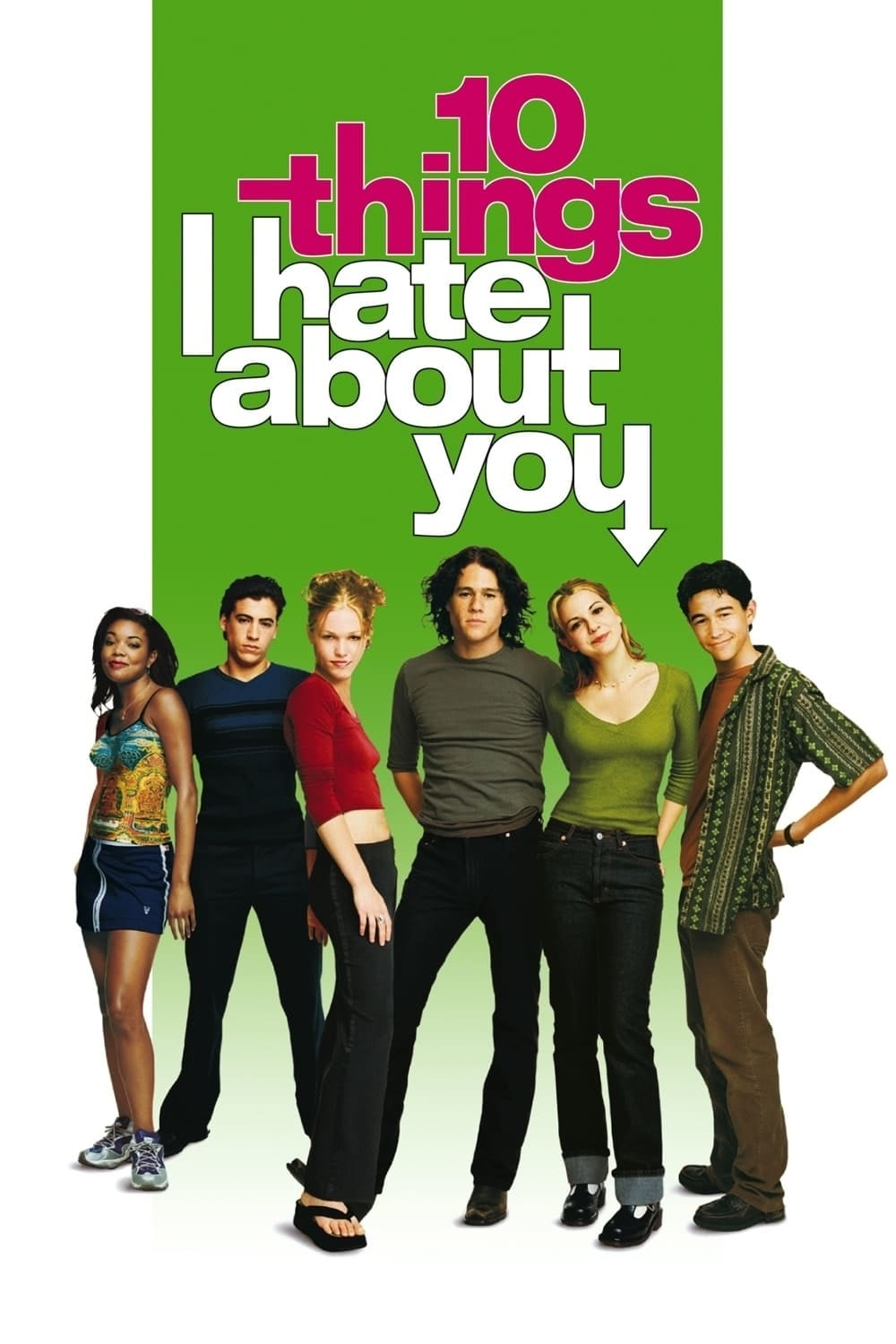 download or watch 10 Things I Hate About You full movie online free Openload