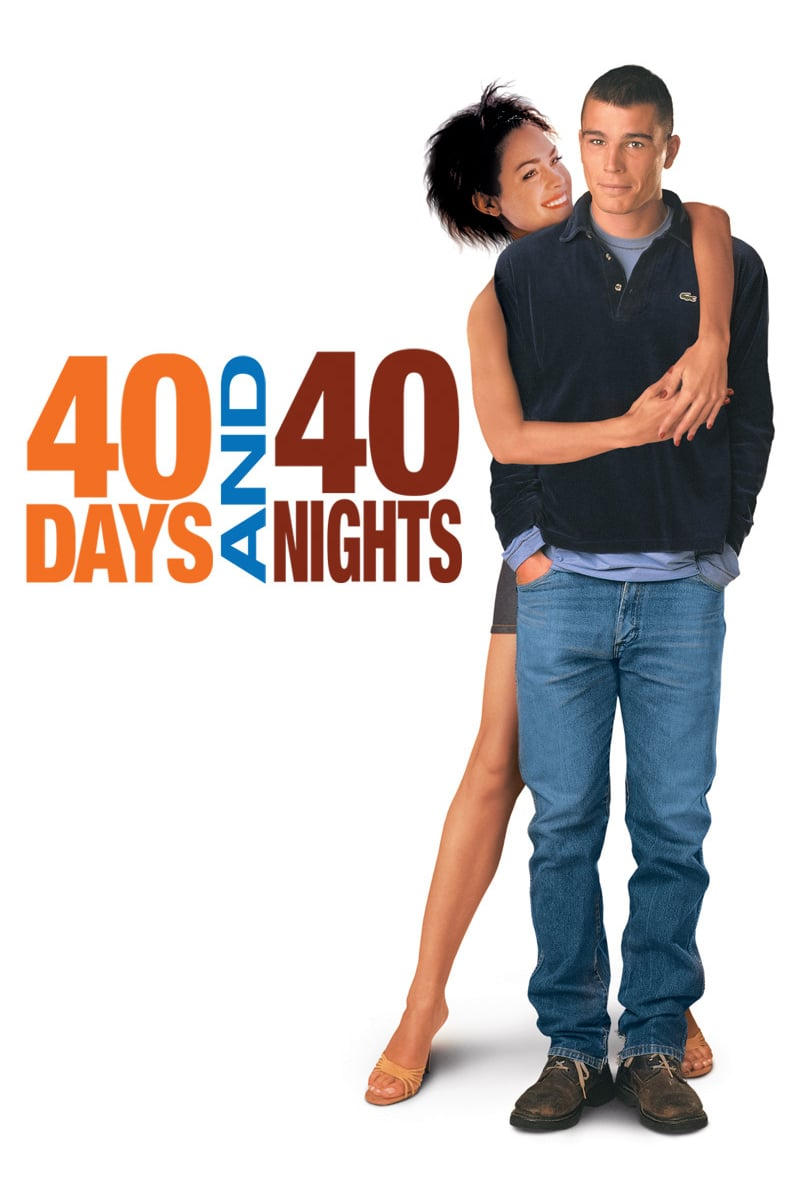 download or watch 40 Days and 40 Nights full movie online free Openload