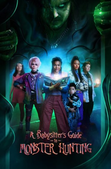 download or watch A Babysitter's Guide to Monster Hunting full movie online free Openload