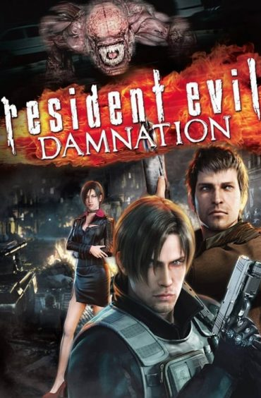 download or watch Resident Evil: Damnation full movie online free openload