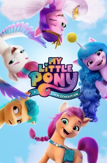 download or watch My Little Pony A New Generation full movie online free Openload