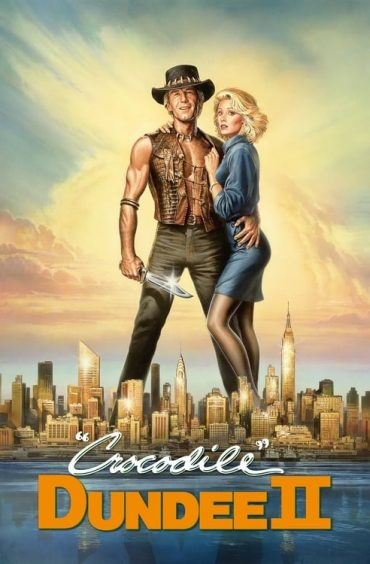 download or watch Crocodile Dundee II full movie online free openload