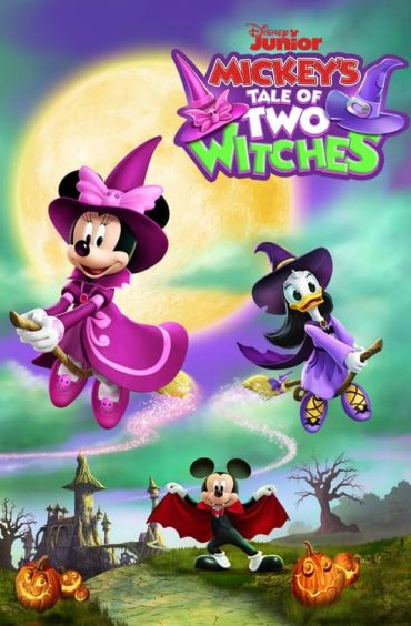 download or watch Mickey's Tale of Two Witches full movie online free Openload