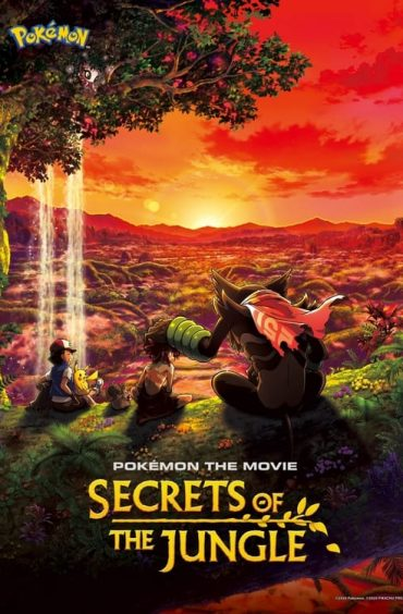 download or watch Pokémon the Movie Secrets of the Jungle full movie online free Openload